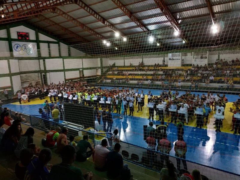 eb51fba961106 ... 16 04 2019 Naviraí-Abertura da 8ª Copa Cidade de futsal foi sucesso Na  última sexta-feira (12) no Ginásio Poliesportivo Manuel Pulquério Garcia  foi ...